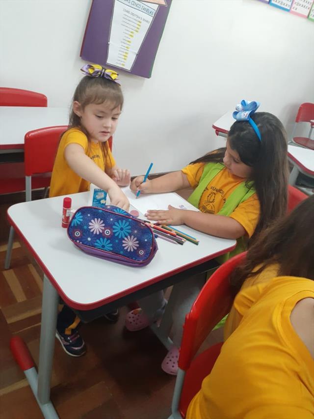 Integração Educação Infantil e Primeiro Ano