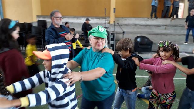 Aulas de Samba nas Regionais