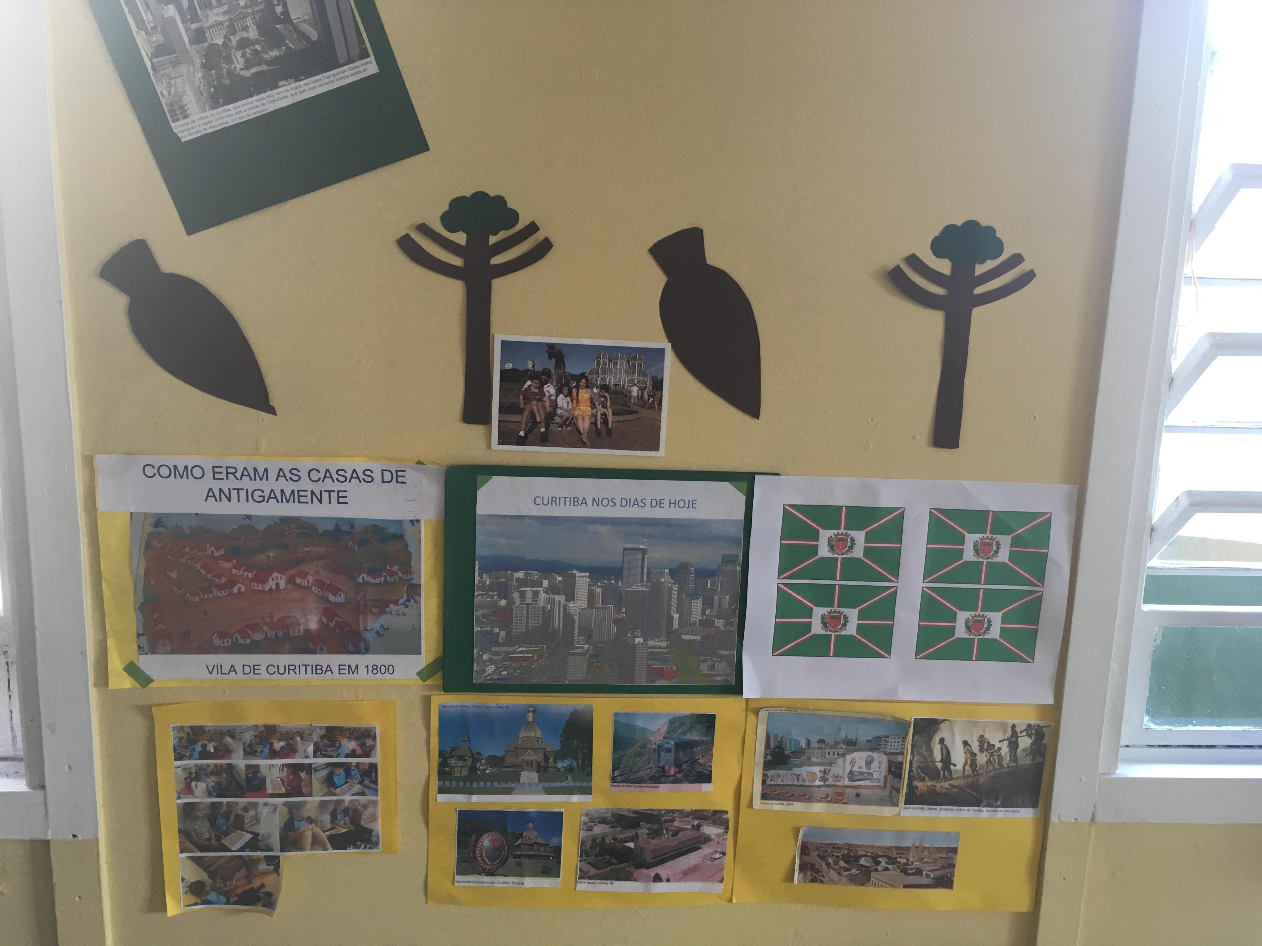 Comemoração Aniversário de Curitiba 2019