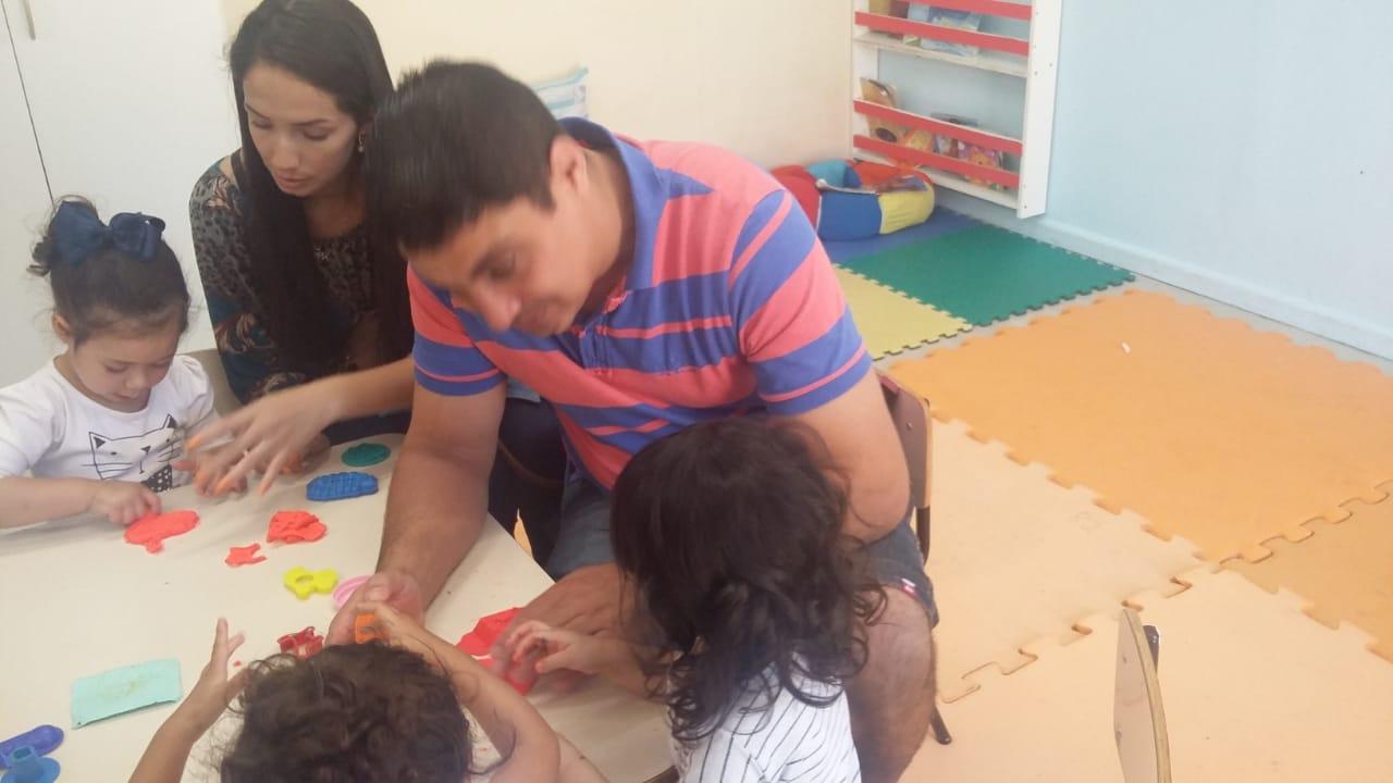 Integracao familias 1