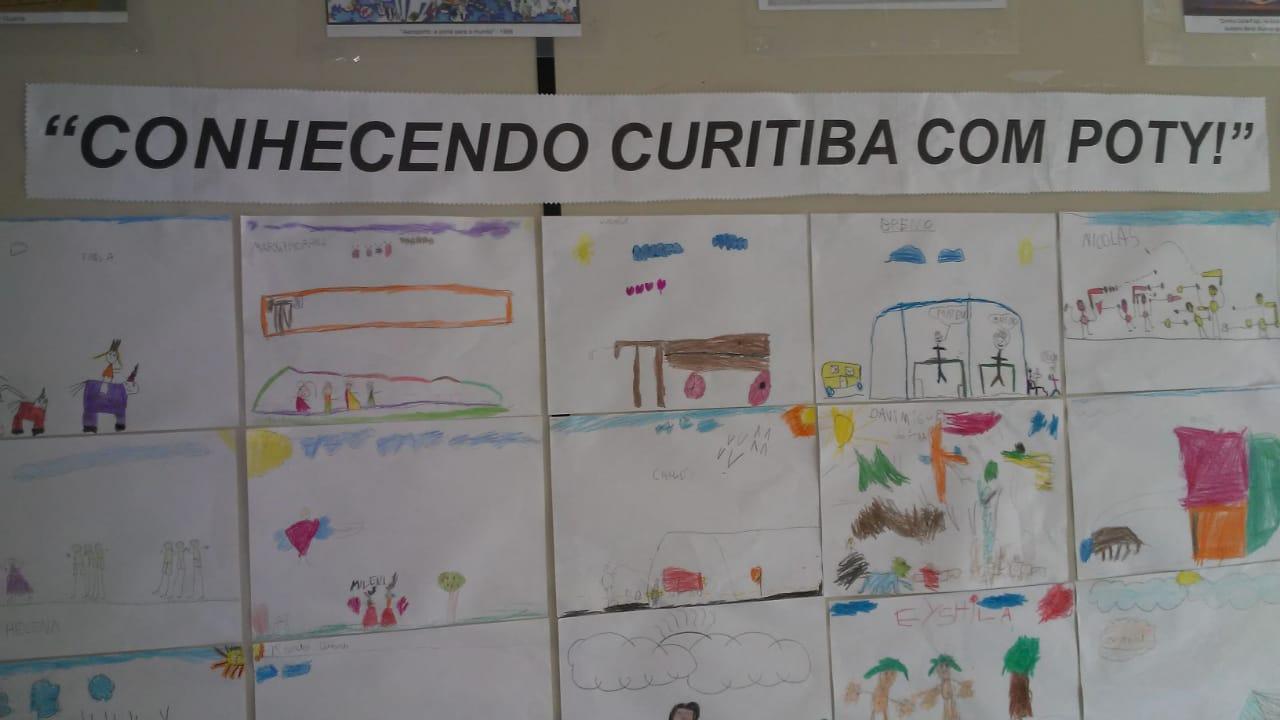 326 anos de Curitiba