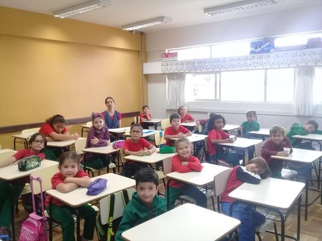 Aplicação da Prova Curitiba nas escolas municipais da Regional Boa Vista