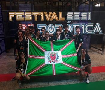 Curitibinhas são destaque no Rio de Janeiro e vão competir no Líbano
