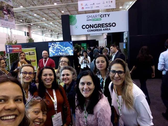 NRE Matriz Participa da Smart City Expo