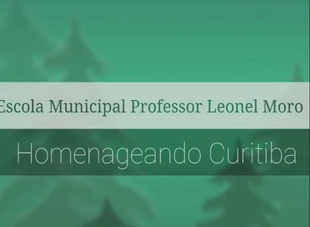 EM Leonel Moro - Aniversario de Curitiba 1