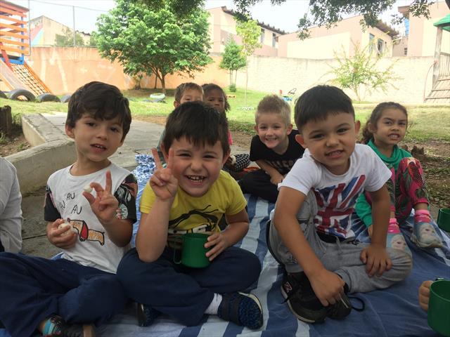 Curitiba VIVA!... nos olhares das nossas crianças!