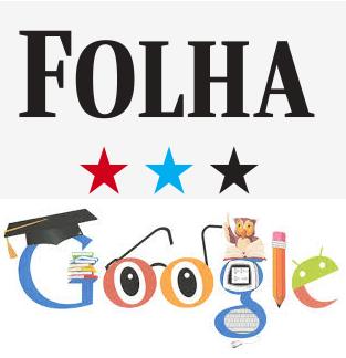 Folha de São Paulo e Google oferecem assinatura digital gratuita