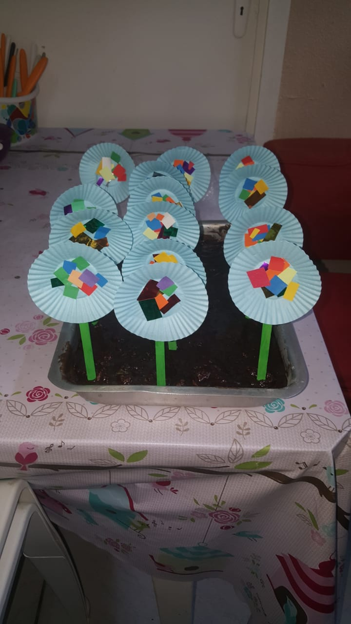 Bolos para o aniversário de Curitiba