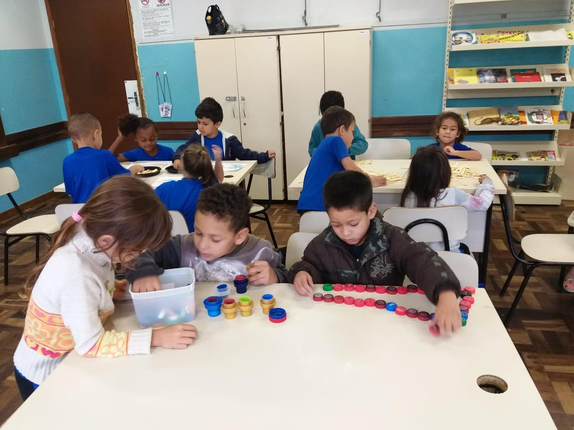 Rotação por estações e a matemática