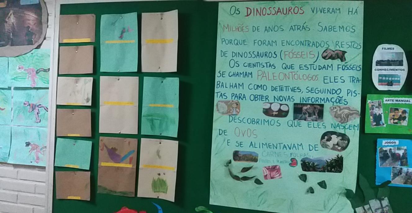 O que sabemos sobre os dinossuaros?