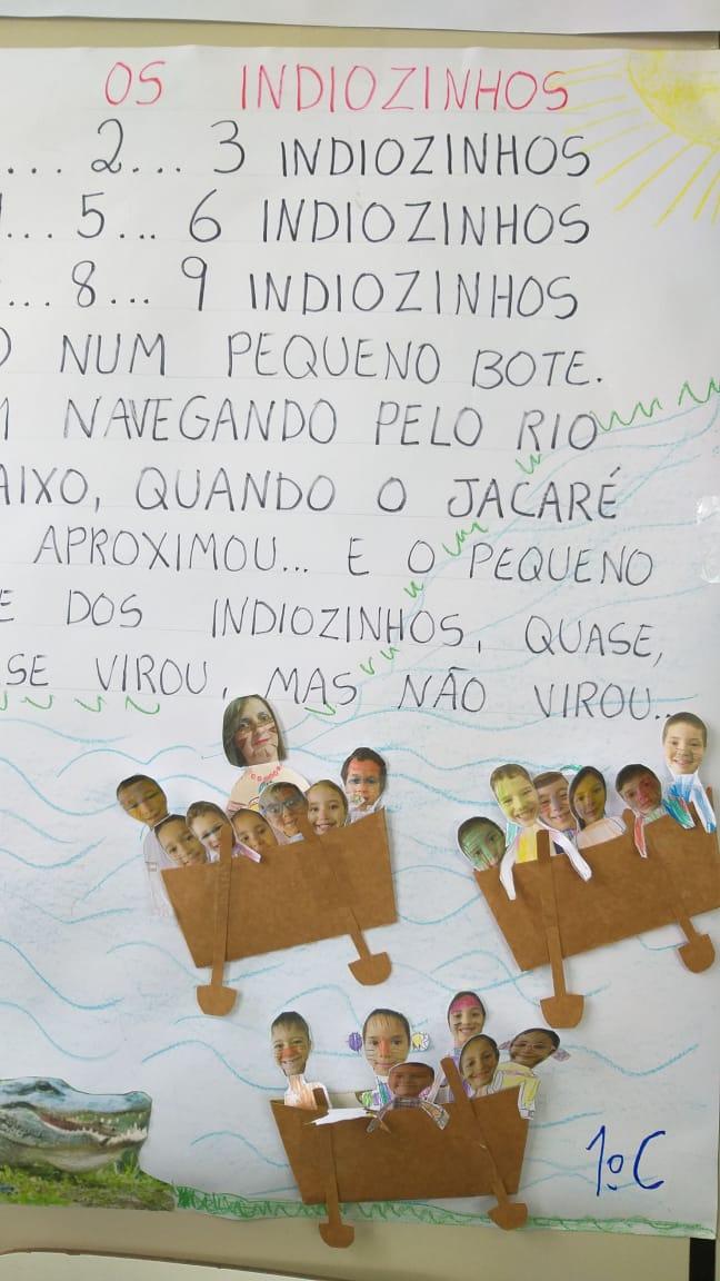 Acompanhamento de Lingua Portuguesa - Prof. Naira