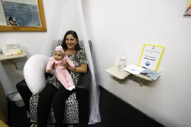 Matriz Ganha Espaço do Programa Mama Nenê