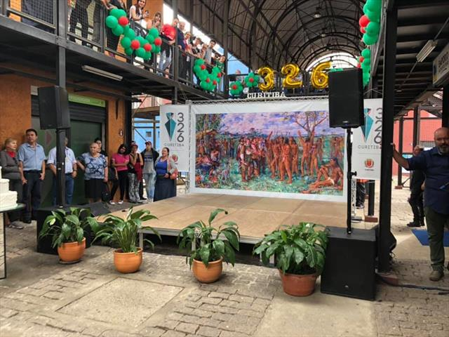 Curitiba 326anos