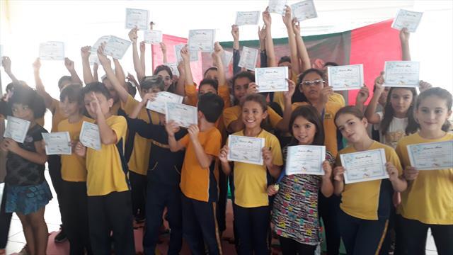 Competição de Paródias entre alunos