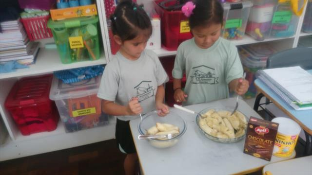 atividades culinária