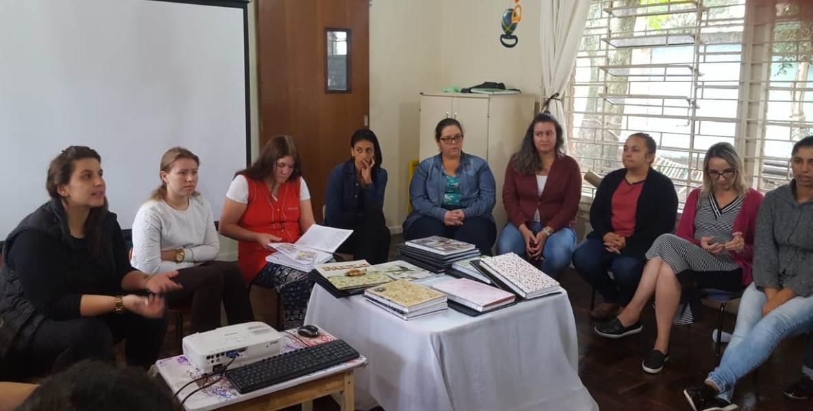 Organização da Documentação Pedagógica