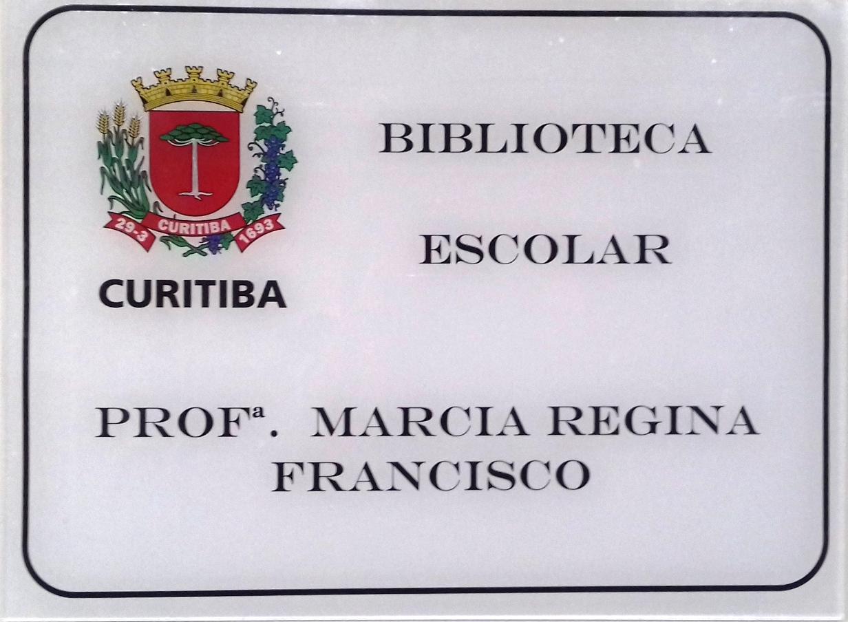 Biblioteca Escolar Marcia Regina Francisco