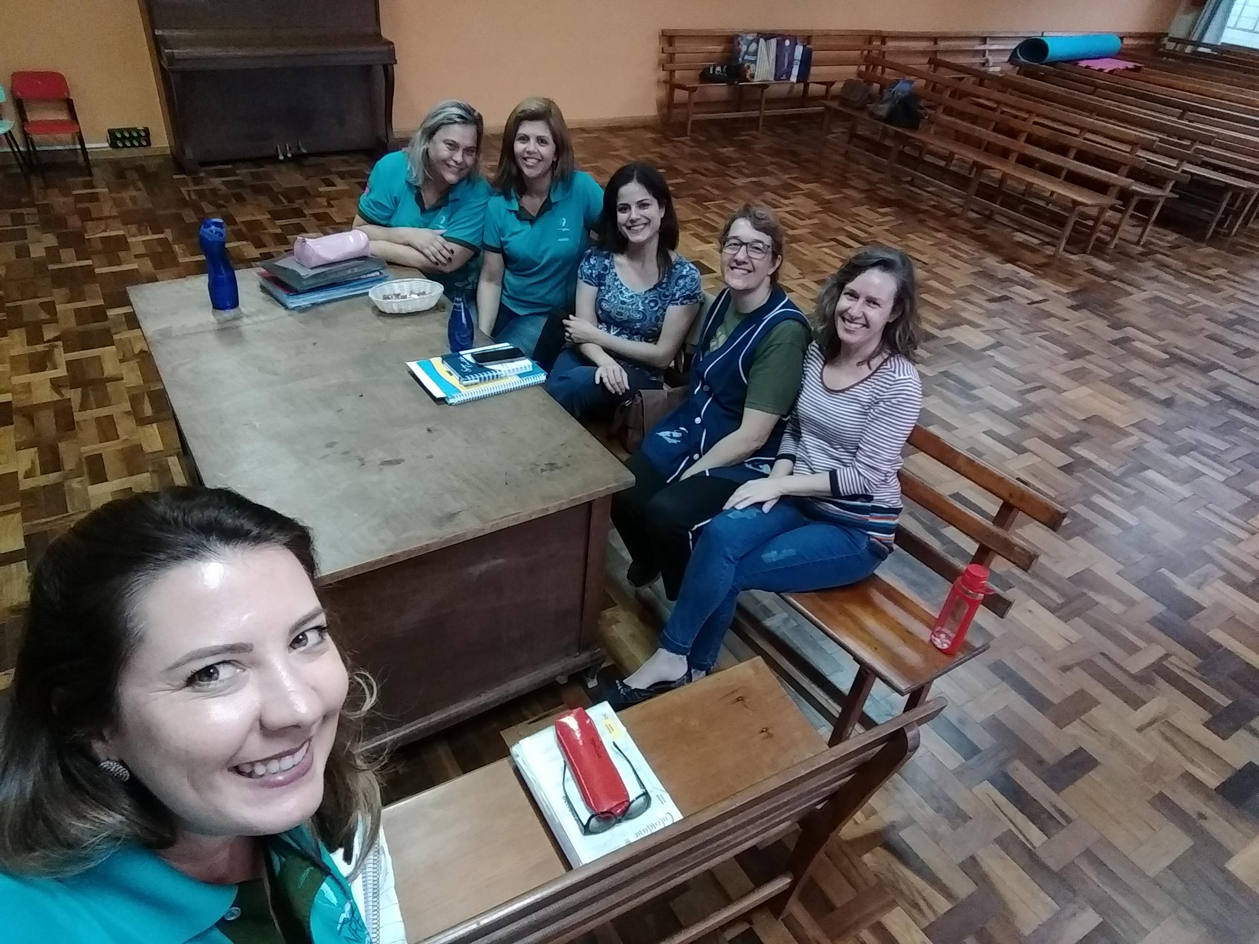 Formação com diretores e pedagogos de CMEIs