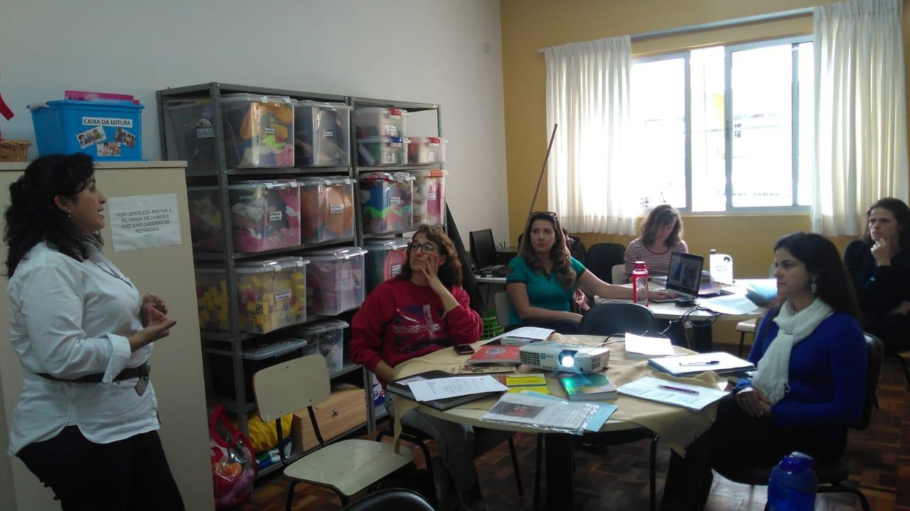 Momento Formativo Diretores e Pedagogos de CMEIs
