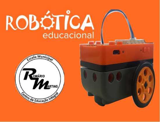 Projeto Robótica buscando acessibilidade e respeito.