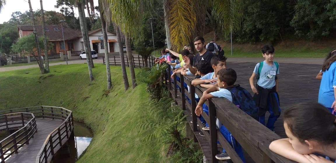 Lago Azul EM Foz do Iguaçu