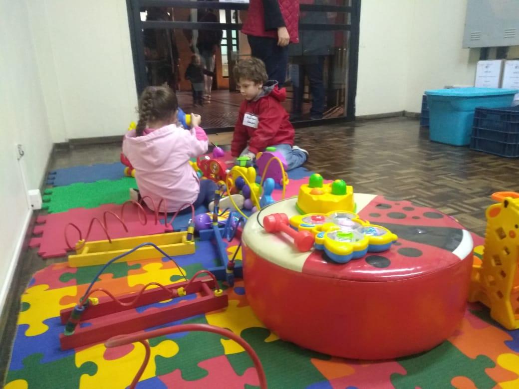 Escola de Pais - NRE Boa Vista