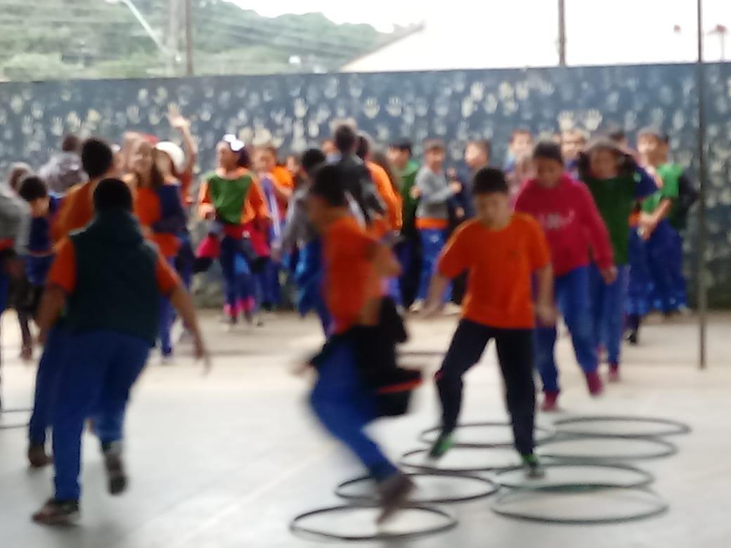 Dia do Desafio 2019 - NRE Boa Vista