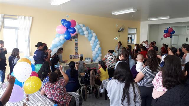 O CMEI Prefeito Ivo Arzua Pereira completou no dia 12 de março de 2019 seu 1° ano de funcionamento  e serviços prestados a comunidade.