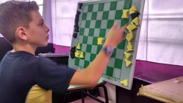 Aula de Xadrez preparatória para o Segundo Circuit