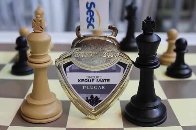 Circuito Xeque Mate - Xadrez