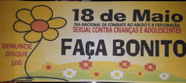 FAÇA BONITO 2019