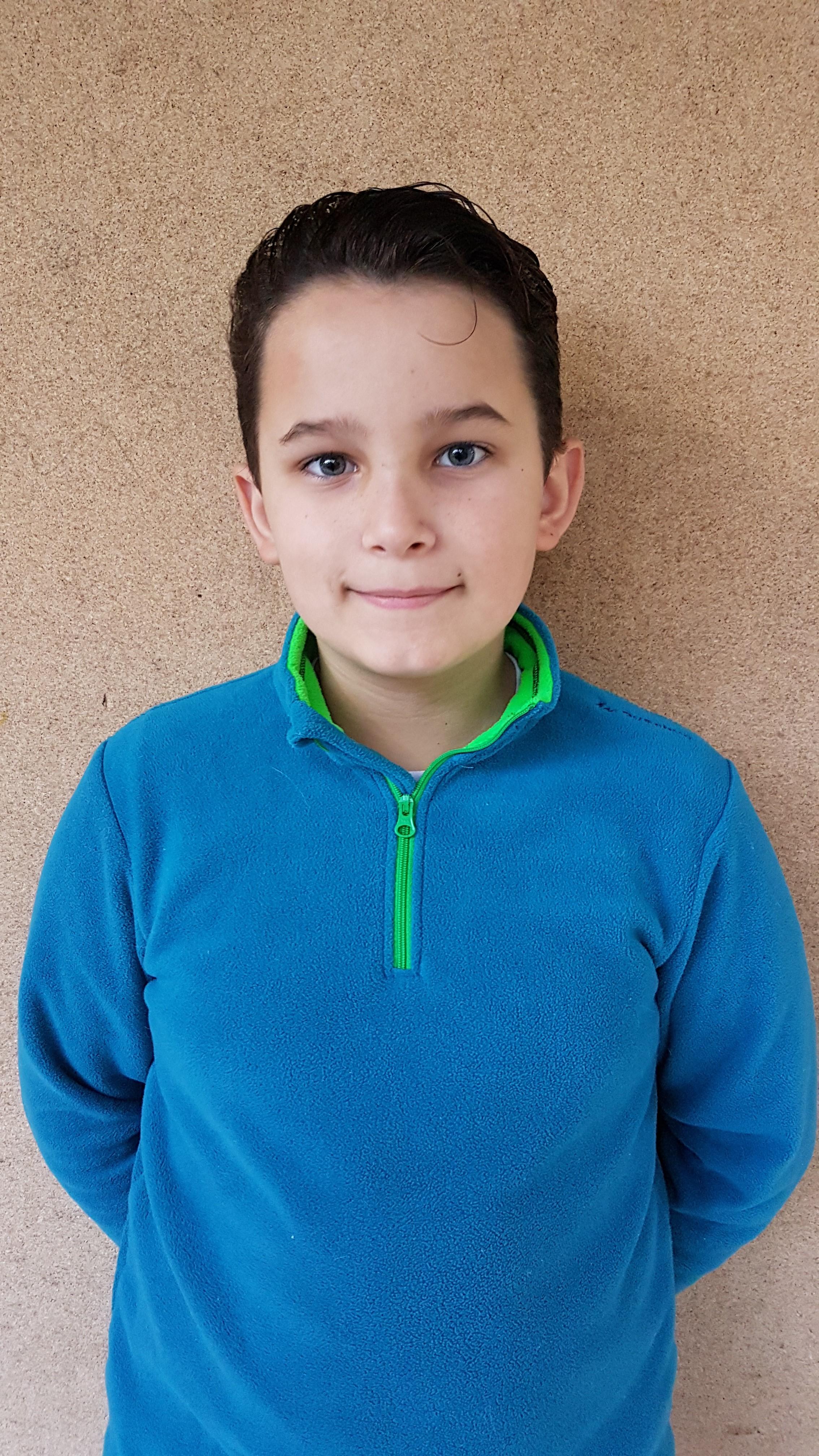 Enzo Kauan Carvalho - 5º ano A