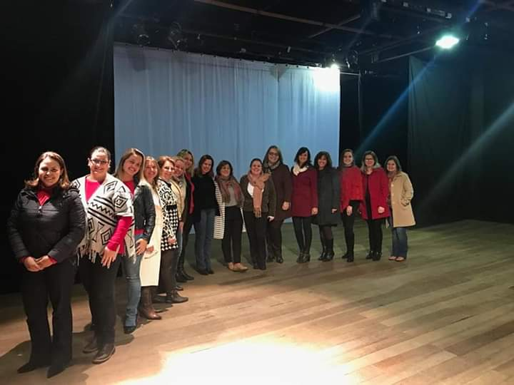 Ontem, 05/06/2019, as escolas que compõem o NRE-SF participaram com suas equipes pedagógico-administrativas do II SEMINÁRIO DA PROVA CURITIBA.