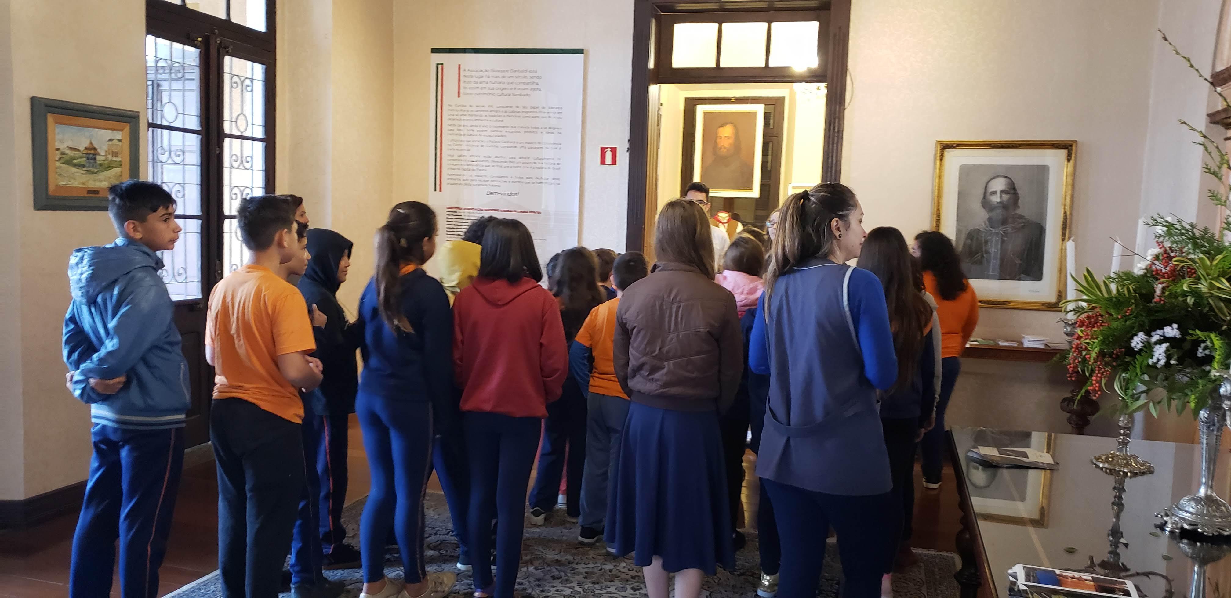 CEI EM Júlio Moreira - 1ª Festa da Itália