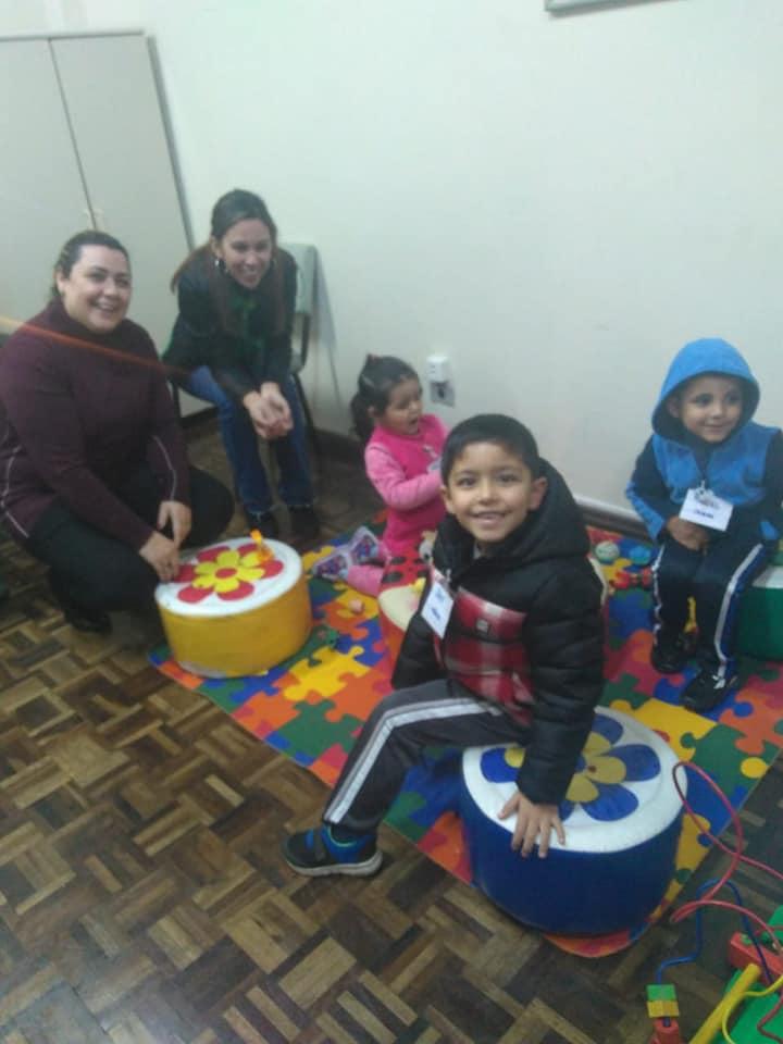 2º encontro da Escola de Pais - Boa Vista