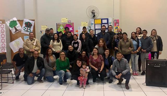 Segundo encontro da Escola de Pais na Regional Boa Vista aborda o diálogo e os limites na educação dos filhos