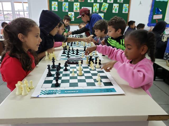 1º torneio interno de xadrez 2019