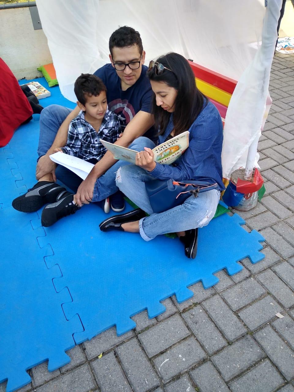integração familias