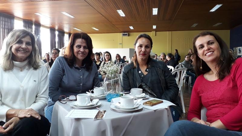 Café com Gestores CMEIs e Escolas
