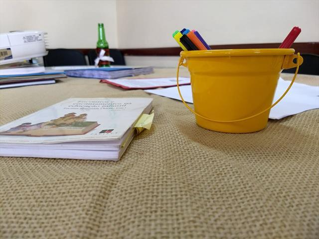 Formação Pré de Escolas