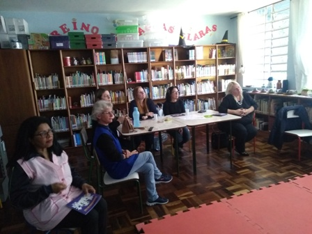 1° Intercâmbio de Bibliotecas e Faróis do Saber do NREPN