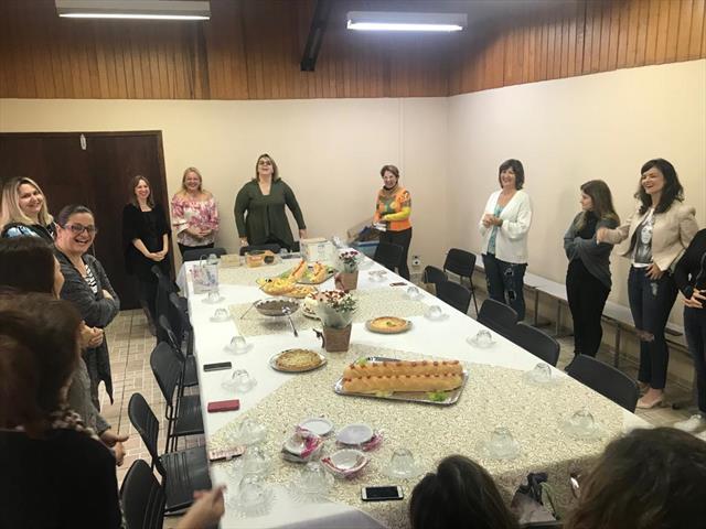 COMEMORAÇÃO DOS ANIVERSARIANTES DO PRIMEIRO SEMESTRE