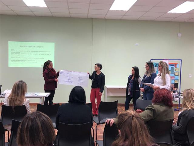"""""""Fórum Permanente - A organização do trabalho pedagógico nas Escolas Municipais de Curitiba"""""""