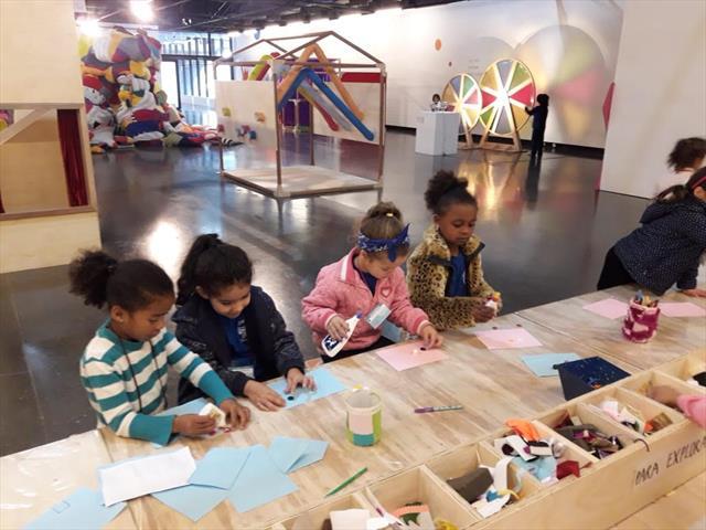 Exposição no Muma permite que a crianças seja prot