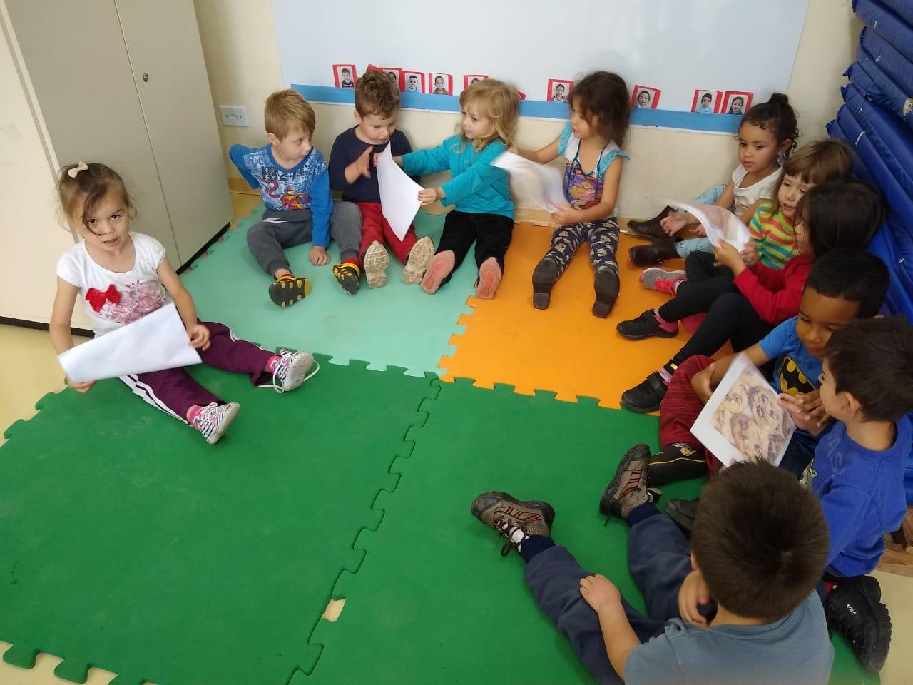 Educação Financeira para crianças de 3 anos