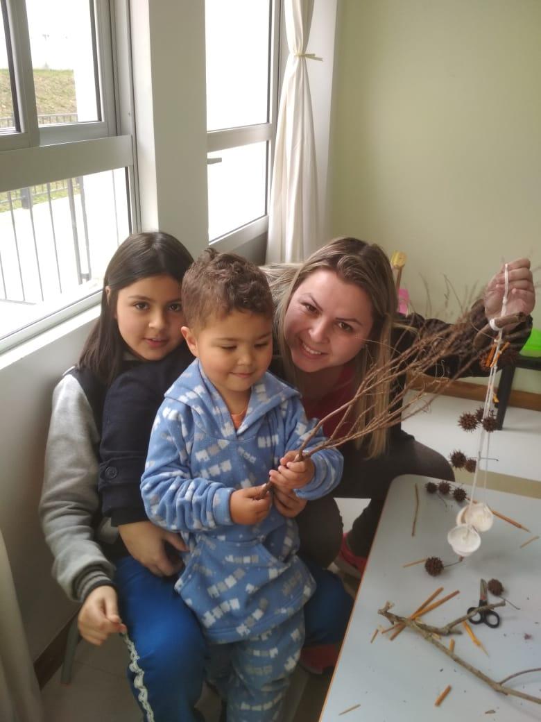 Integracao com as familias