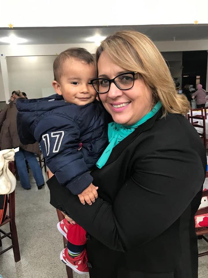 "PROJETO MAMA MIA: A ""SANTA FELICIDADE"" NO ATO DE AMAMENTAR"