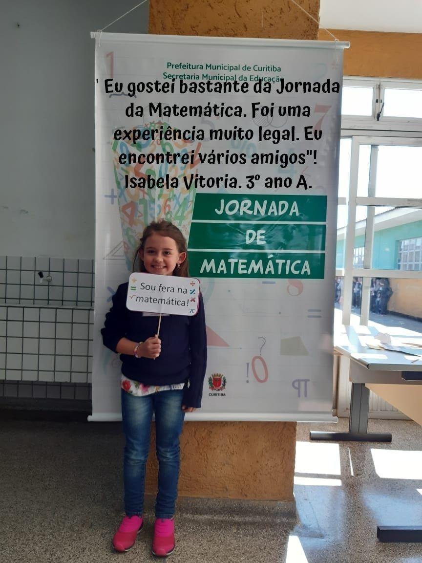 Jornada da matemática