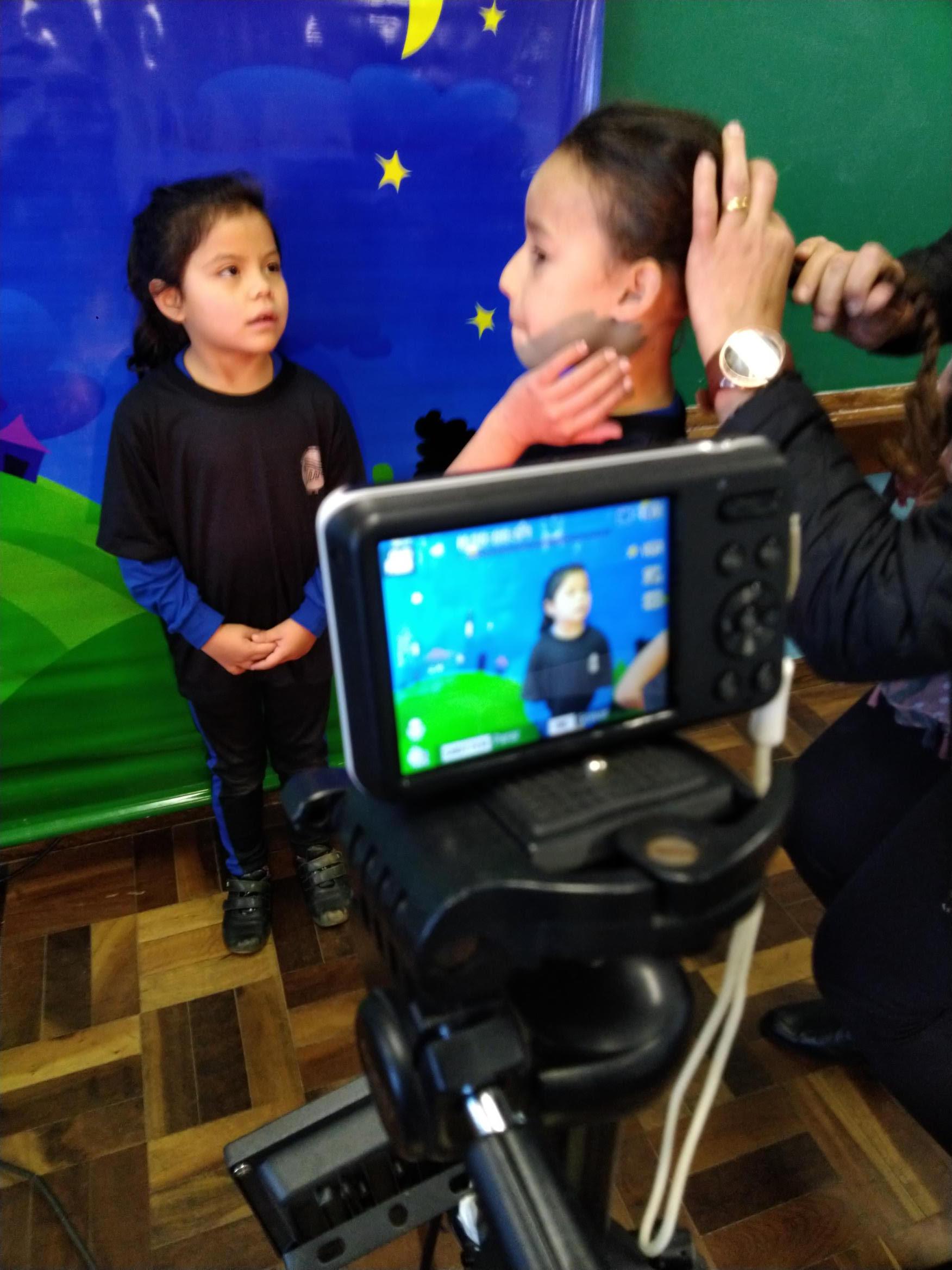 Escola prepara material multimídia para desafio do Projeto Ler e Pensar