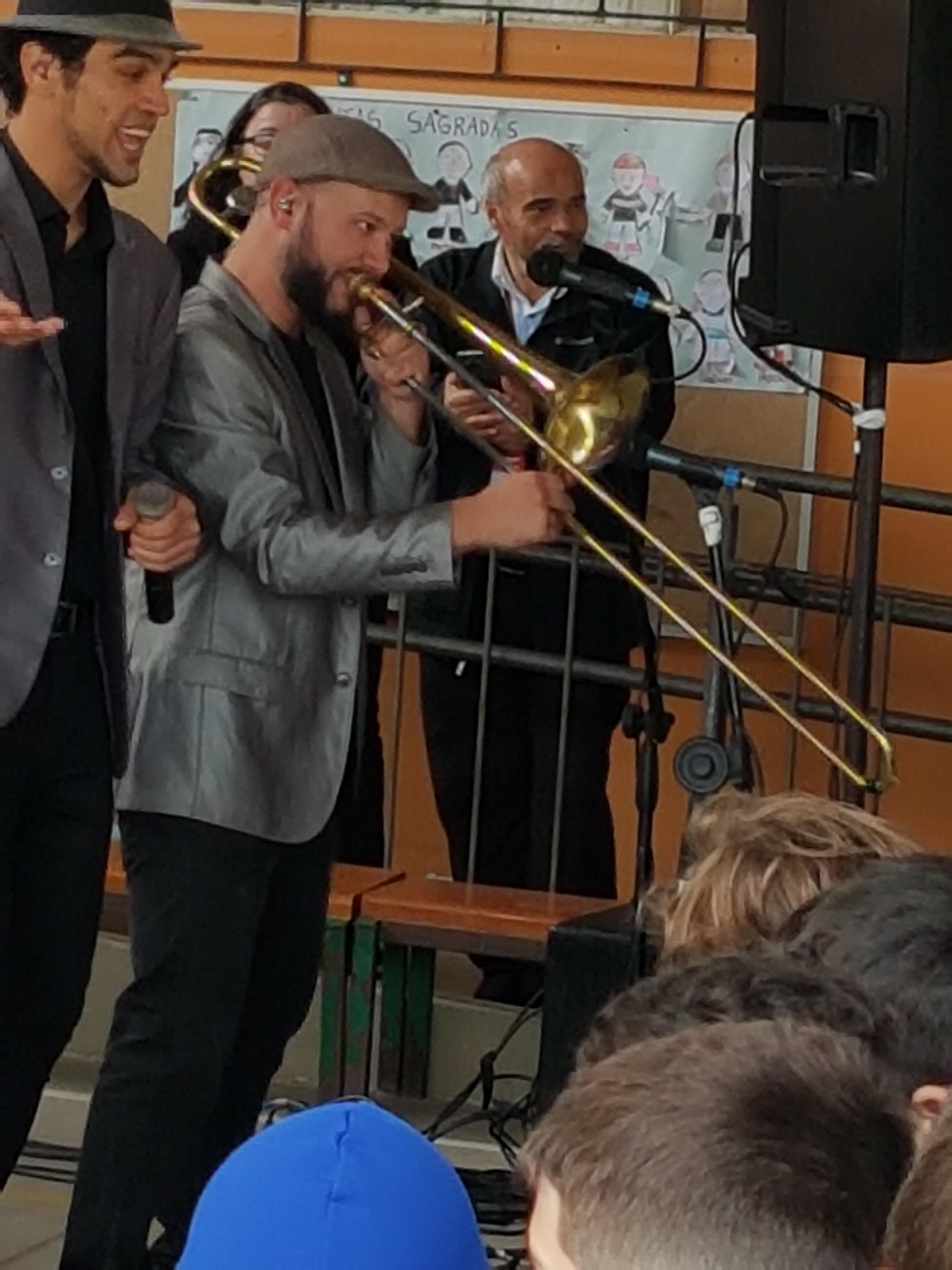 Raule Alves - Trombone e sousafone